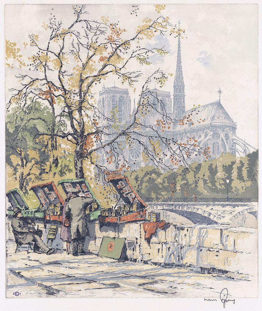 File:Paris, Notre Dame II, Quai De La Tournelle