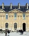 Paris 75001 Cour du Carrousel Louvre Aile de Rohan detail rwk.jpg