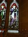 Parish church of Church of St Bridget at Llansantffraid Glyn Dyfrdwy (later re-named Carrog), Sr Ddinbych, Wales 80.jpg