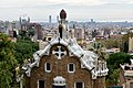 Park Guell, Gaudi, begun in 1900 (28) (30422632033).jpg