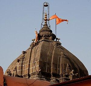 Parli, Maharashtra - A view of Parli Vaijnath Temple