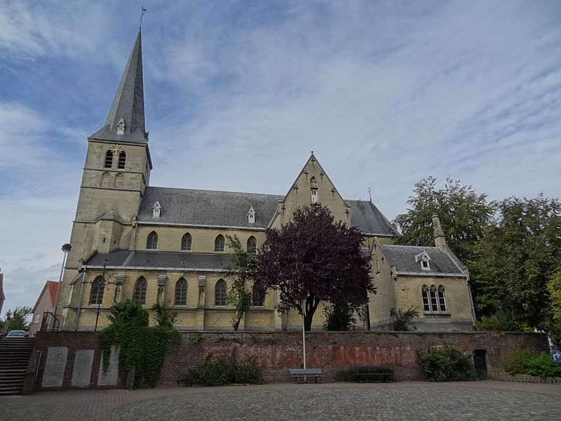 Parish church St. Dionysius, Kerkplein 1, Opoeteren