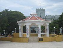 Parque y kiosko de Jutiapa.JPG