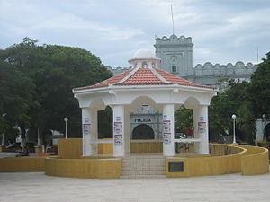 Jutiapa - Jutiapa Park
