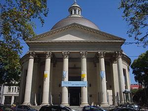 Inmaculada Concepción parish - Image: Parroquia de la Inmaculada Concepción Belgrano, Buenos Aires