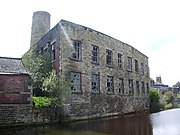 Part of Victoria Mill - geograph.org.uk - 788432.jpg