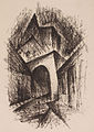Passau Stadttor, Lithographie Fritz Fuhrken, PICT0057-Wiki.jpg