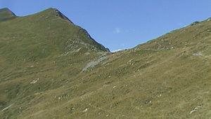 Bergamasque Alps - Tartano pass