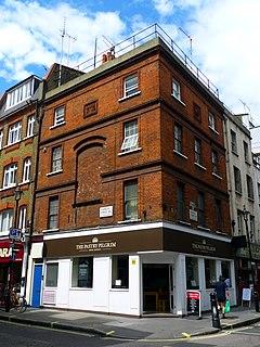 DArblay Street street in City of Westminster, United Kingdom