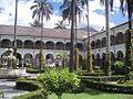 Patio y jardin del monasterio - panoramio.jpg