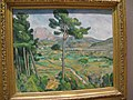 Paul Cézanne-Mont Sainte-Victoire and the Viaduct of the Arc River Valley-Metropolitan Museum of Art.jpg