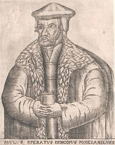 Paul Speratus