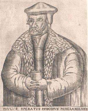 Paul Speratus - Image: Paul Speratus