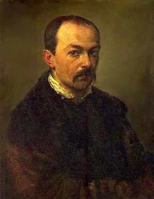 Pavel Fedotov cover