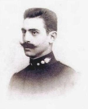Pavlos Melas - Image: Pavlos Melas Photograph (cropped)
