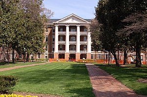Peace College in Raleigh, North Carolina
