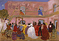 Pedro Figari - Off for the Honeymoon - Google Art Project.jpg