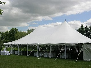 Pole marquee