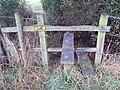 Penistone Drive public footpath, Wirral - DSC03398.JPG