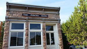 Kingston, New Mexico - Image: Percha Bank, Kingston, NM