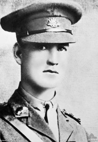 26th Battalion (Australia) - Percy Cherry, one of the 26th Battalion's two Victoria Cross recipients