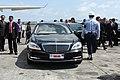 Perdana Menteri Thailand Tiba di Bali (10113412533).jpg