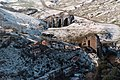 Pergamon, view of the ancient viaducts.jpg