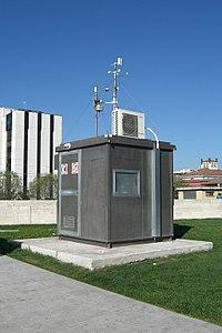 Perugia, 2012 - Air quality monitoring station.jpg