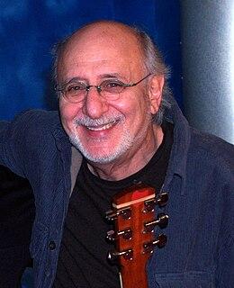 Peter Yarrow American singer