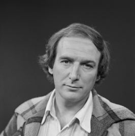 Peter Koelewijn in 1977