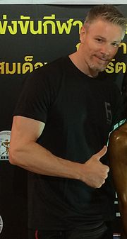 Peter Tuinstra at Mr. Thailand 2016.jpg