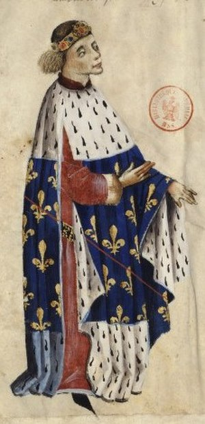 Peter I, Duke of Bourbon - Peter I, Duke of Bourbon