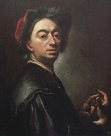 Petr Brandl - Autoportrét s počítáním na prstech (1725).jpg