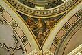 Petxina amb sant Mateu, capella del crist de la Fe, església de santa Mònica de València.JPG