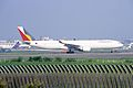 Philippine Airlines Airbus A330-301 (F-OHZQ-189) (24482499979).jpg