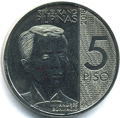 Coin Ph: New 5 Peso Philippine Coin Released On 2017