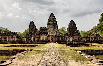 Nakhon Ratchasima Province - Phimai historical park