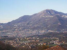 Almenno San Bartolomeo – Veduta