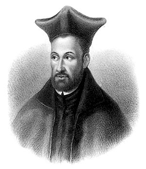 Peter Faber - Co-founder of the Society of Jesus