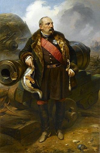 Pierre François Bosquet - Pierre Bosquet during the Crimean War