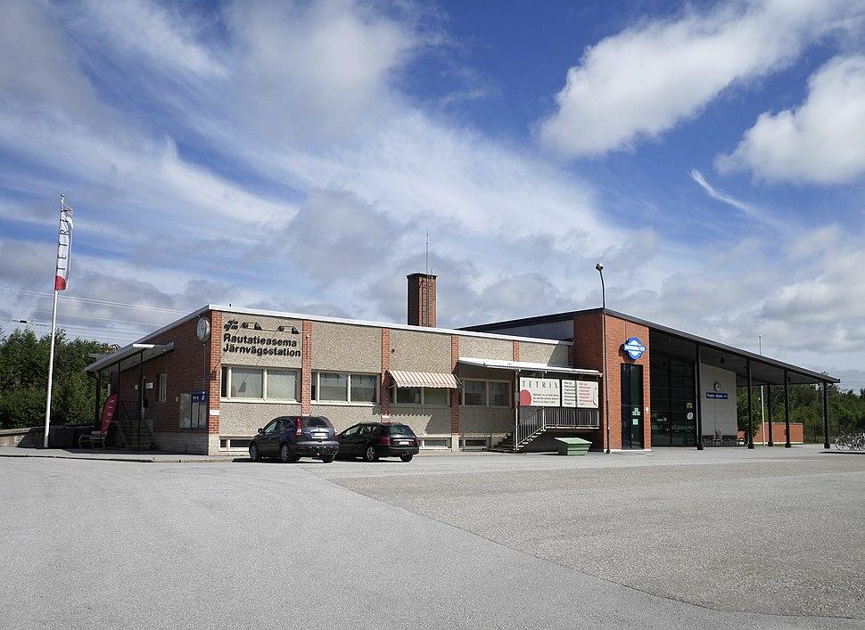 Pietarsaari railway station 20180705