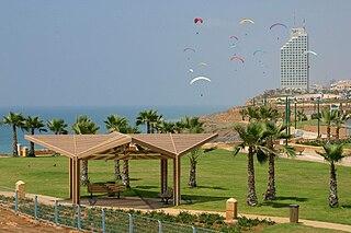 Netanya Place in Israel