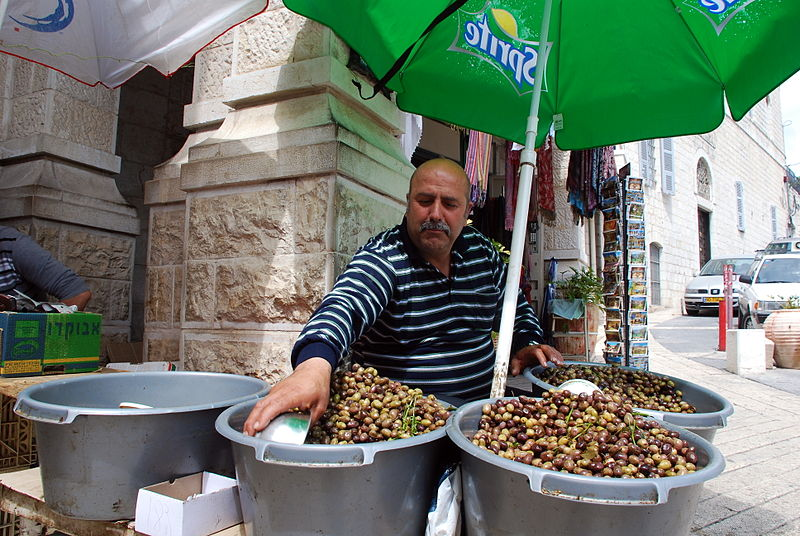 Nazareth Olives
