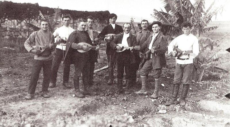 תזמורת טייסת 304 1918