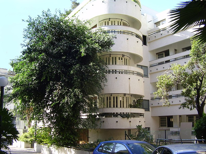 בית רבינסקי בתל אביב