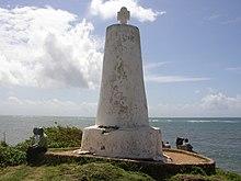 Pillar of Vasco da Gama in Malindi