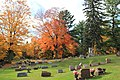 Pine Hill Cemetery, Town of Collins, New York, October 2012 (04).jpg