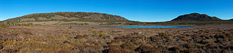 Central Highlands (Tasmania) - Pine Lake in the Central Highlands region of Tasmania