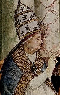 Pope Pius II pope