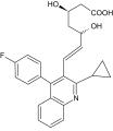 Pitavastatin pharmacophore.png